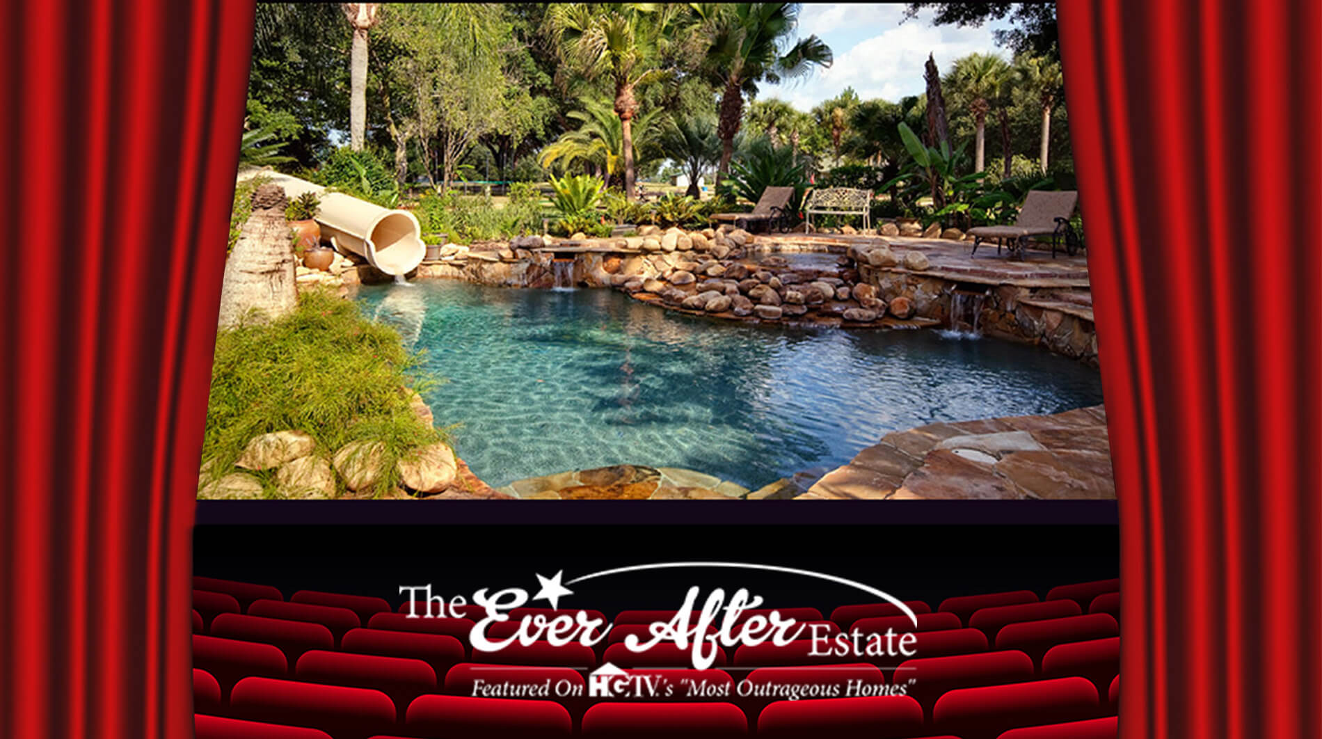 orlando vacation villa rental the ever after estate