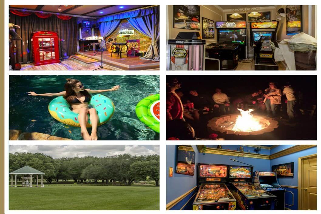 The Ever After Estate - 62 Acre Disney Area Orlando Vacation Home Rental