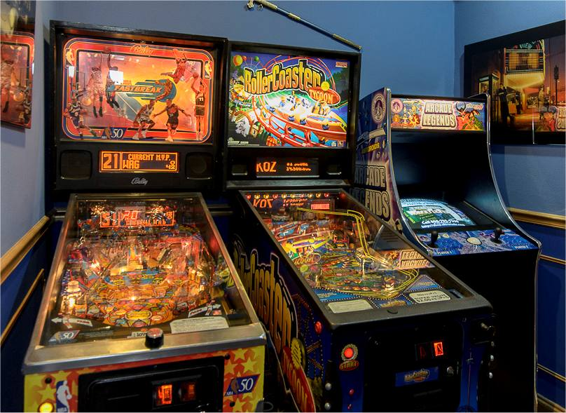 home pinball games